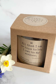 Farm Kitchen Candle Co. All That I Am Candle - Front full body