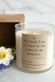 Farm Kitchen Candle Co. All That I Am Candle - Product Mini Image