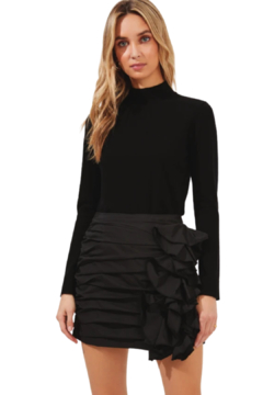 ASTR the Label All The Frills Skirt - Product List Image