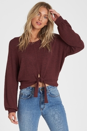 Billabong ALL TIED UP - Front cropped