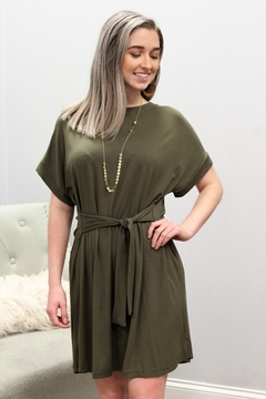 Hayden All Tied Up Dress - Product List Image