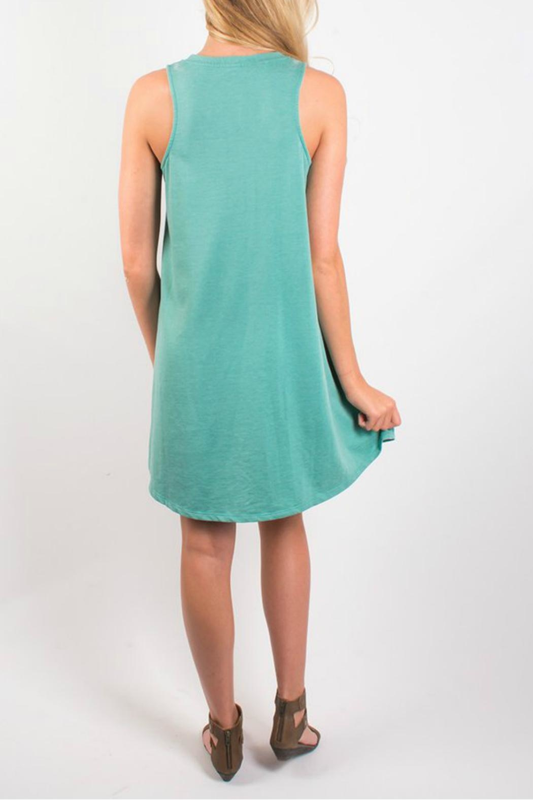 z supply All-Tied Up Dress - Front Full Image
