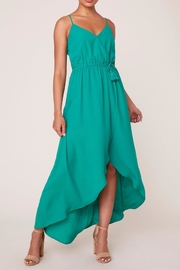 Jack by BB Dakota All Wrapped-Up Dress - Front cropped
