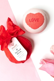 The Birds Nest ALL YOU NEED IS LOVE BATH BOMB - Product Mini Image