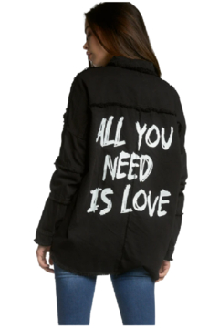 Elan  All You Need is Love Jacket - Product List Image