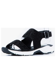 All Black Ankle Wrap - Product Mini Image