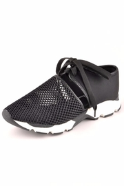 All Black Amazing Mesh Sneakers - Product Mini Image
