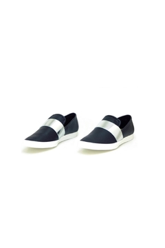 Shoptiques Product: Banded Pindot Sneakers