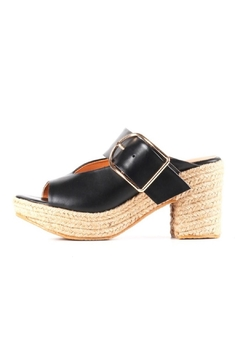 Shoptiques Product: Buckle Heel Padrille
