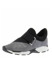 Shoptiques Product: Buckle Wrap Mesh Sneaker