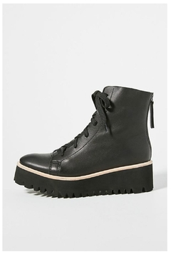 All Black Flatform Camping Boot - Product List Image