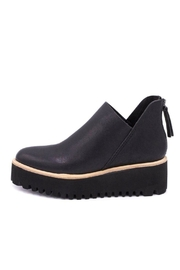 All Black Flatform Tread Bootie - Product Mini Image