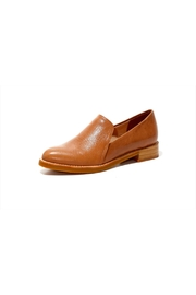 All Black Loaferman Camel Loafers - Product Mini Image