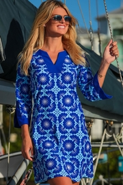 All For Color Blue Lagoon Prescot - Front full body