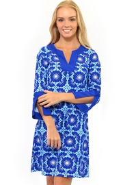 All For Color Blue Lagoon Prescot - Front cropped