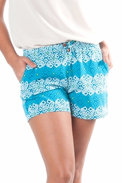 All For Color Capri Riley Shorts - Product List Image