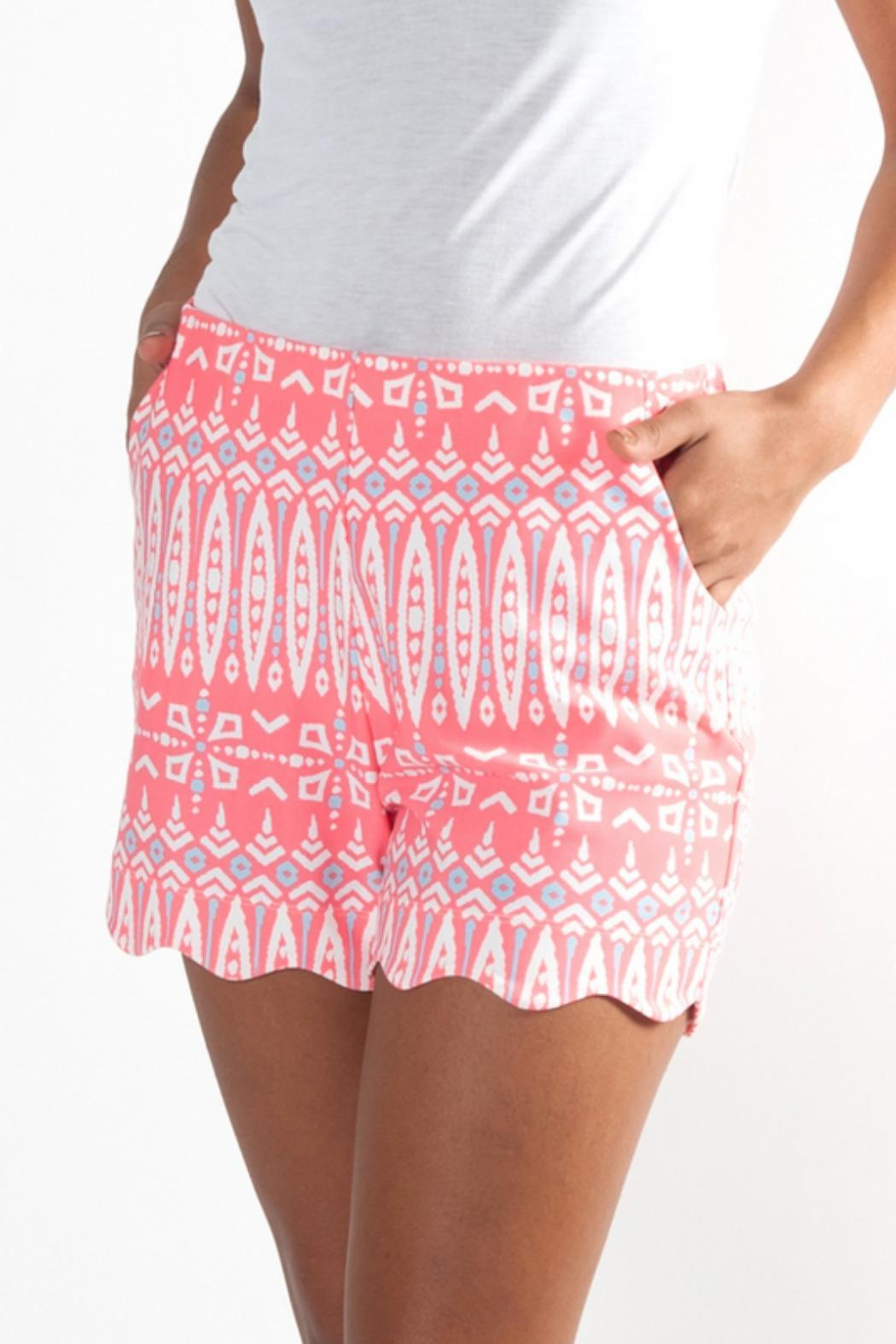 All For Color Tiki Tide Short from Alabama by JoJo — Shoptiques