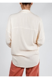 All In Favor Breezy Chic Blouse - Side cropped