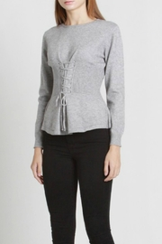 All Row Darla Corset Sweater - Product Mini Image