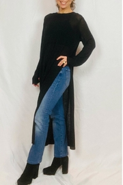 All Row The Sophia Sweater - Front full body