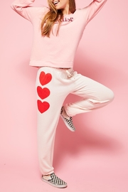 All Things Fabulous 3 Heart Sweats - Product Mini Image