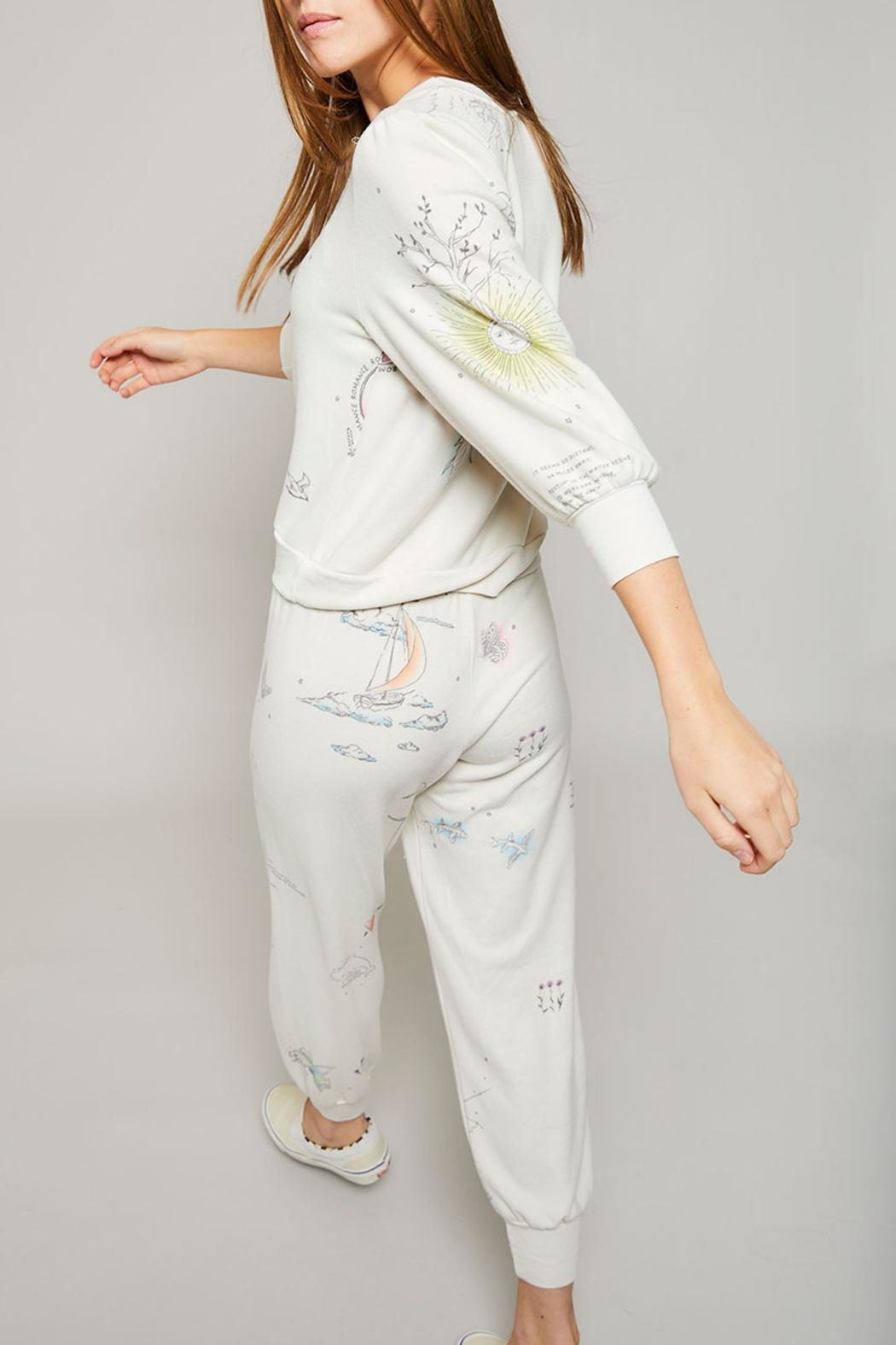 All Things Fabulous Catalina Cozy Sweats - Side Cropped Image
