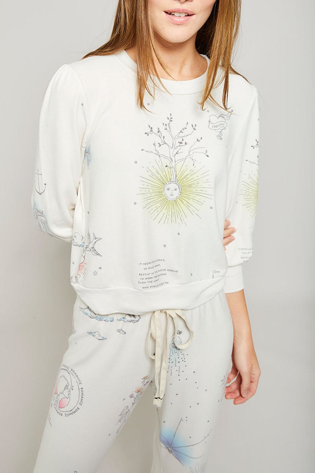 All Things Fabulous Catalina Spring Top - Main Image