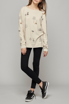 All Things Fabulous Drama Rabbit Jumper - Product List Image