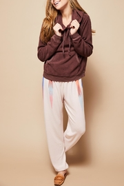 All Things Fabulous Feathers Sweats - Side cropped
