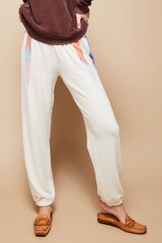 All Things Fabulous Feathers Sweats - Front full body