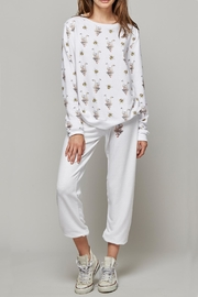 All Things Fabulous Golden Goose Sweater - Product Mini Image