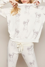 All Things Fabulous Horses Cozy Jumper - Front full body