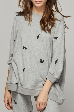 All Things Fabulous Roomy Jumper - Product List Image
