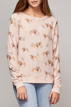 All Things Fabulous Lion & Mouse  Sweater - Product List Image