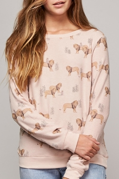 All Things Fabulous Lion & Mouse  Sweater - Alternate List Image
