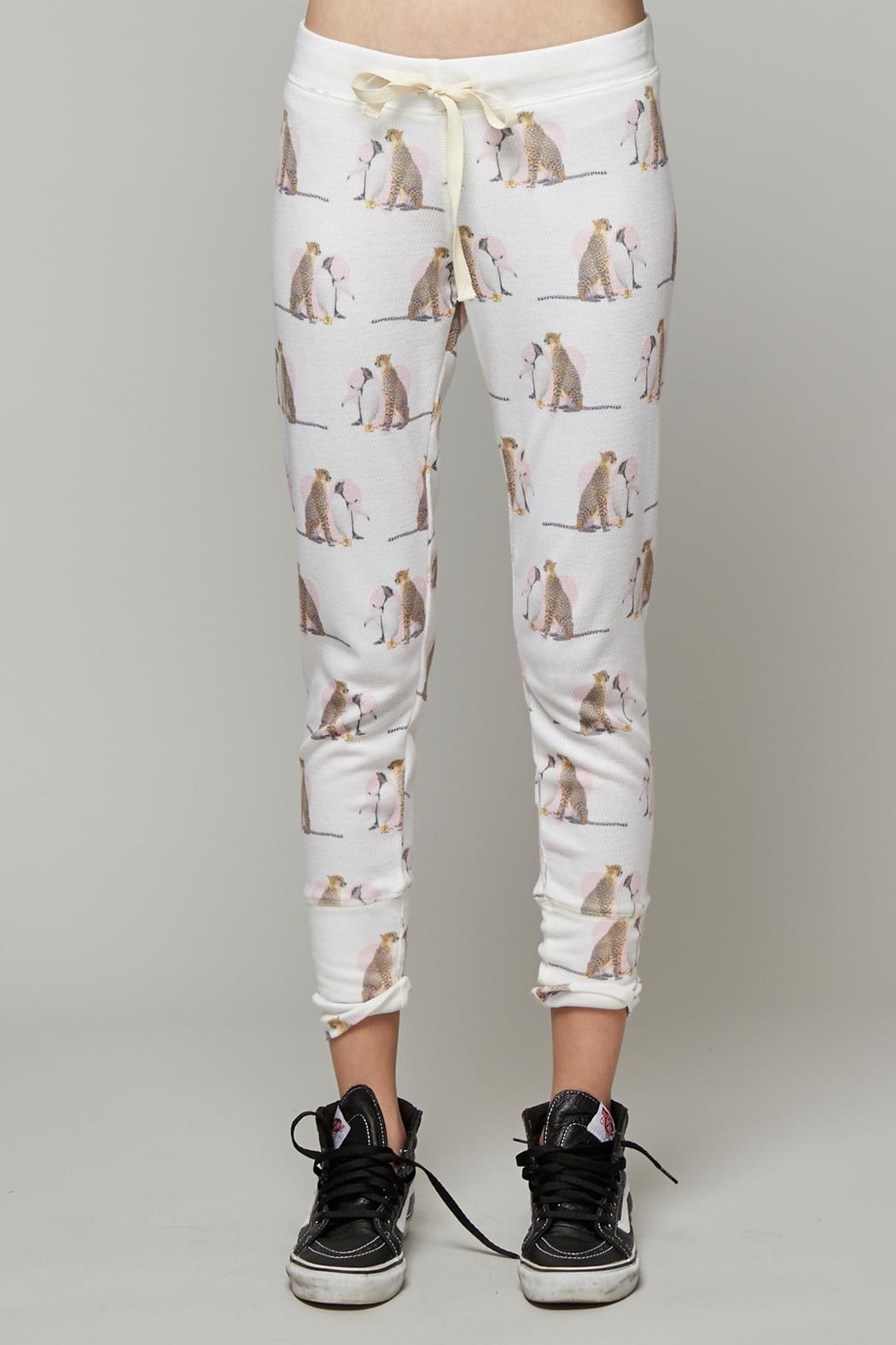 All Things Fabulous Lovers Thermal Pants - Main Image