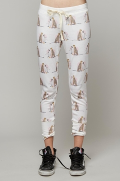 All Things Fabulous Lovers Thermal Pants - Alternate List Image