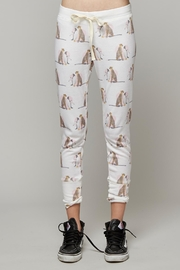 All Things Fabulous Lovers Thermal Pants - Product Mini Image