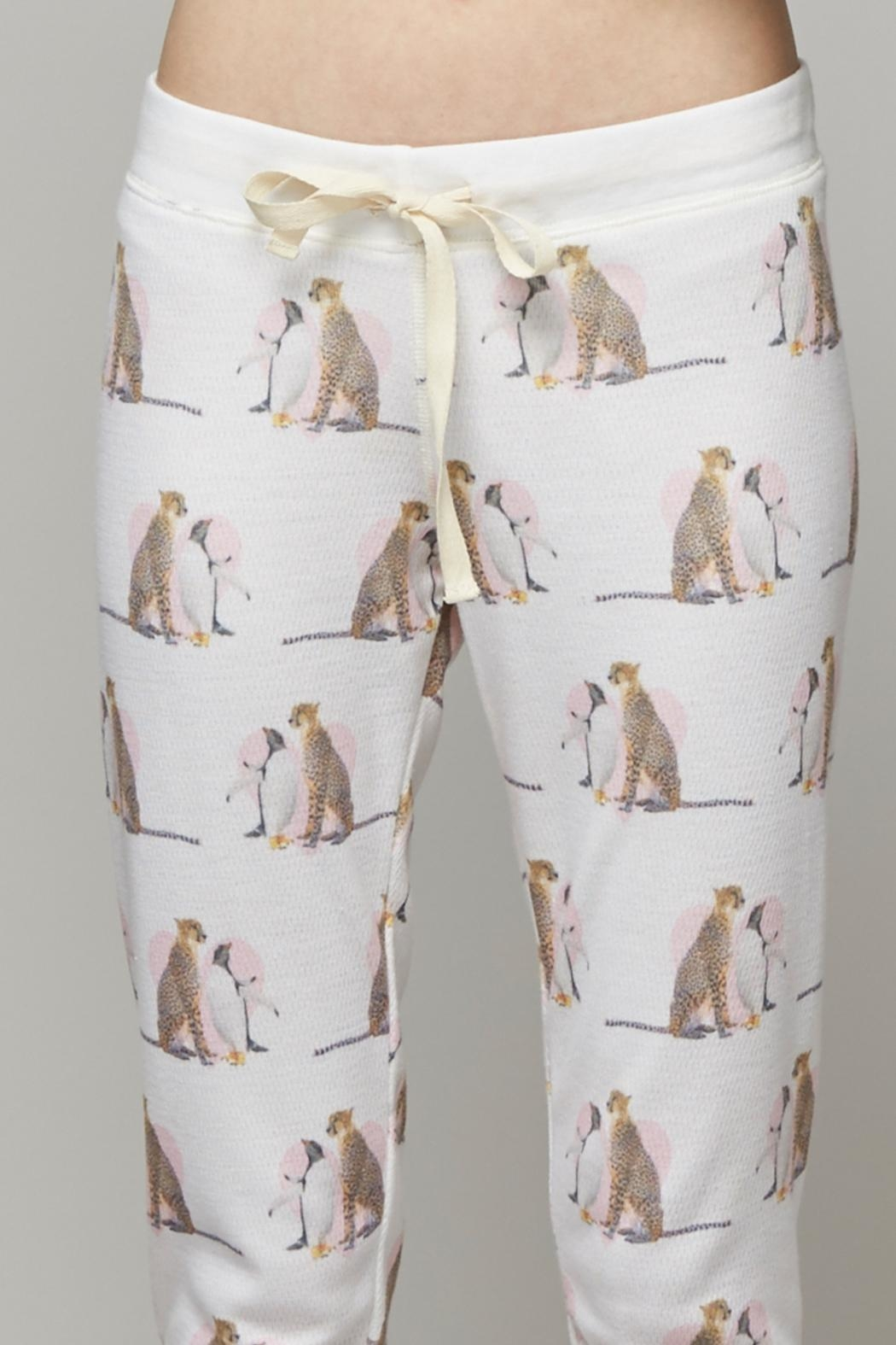 All Things Fabulous Lovers Thermal Pants - Front Full Image
