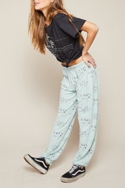 All Things Fabulous Martini Doodle Sweats - Front cropped