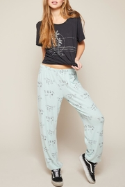 All Things Fabulous Martini Doodle Sweats - Side cropped