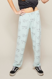 All Things Fabulous Martini Doodle Sweats - Front full body