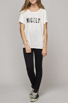 Shoptiques Product: Nicely Vintage Tee