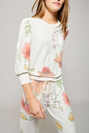 All Things Fabulous Poppies Spring Top - Product Mini Image