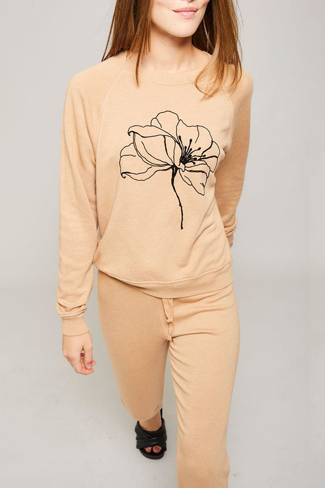 All Things Fabulous Poppy Favorite Sweatshirt - Front Full Image