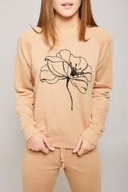 All Things Fabulous Poppy Favorite Sweatshirt - Front cropped