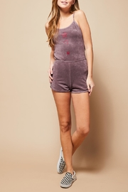 All Things Fabulous Romper - Front cropped