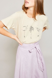 All Things Fabulous Voodoo Crew Neck - Front cropped