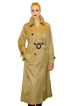 Allegri Tan Trenchcoat - Product List Image