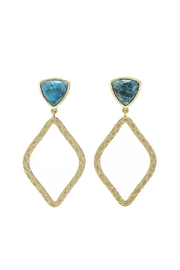 Marcia Moran Allegro Opal Earrings - Product Mini Image